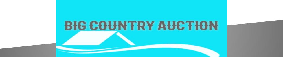 Big Country Auctions